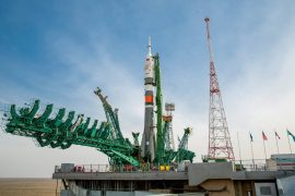 Russia is launching 38 satellites