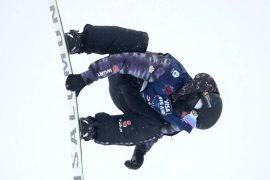 Snowboard World Cup: Gütl in final big air final