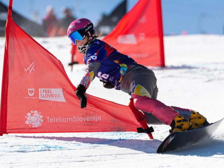 Snowboarders race for Silver and Bronze in World Cup - Sports