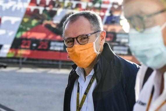 Sprint race: Stefano Dominically confident / Formula 1