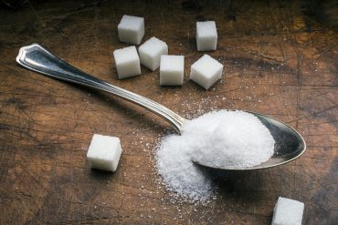 Table sugar is probably harmful to liver