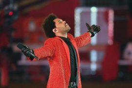 The Weeknd announced a Grammy boycott