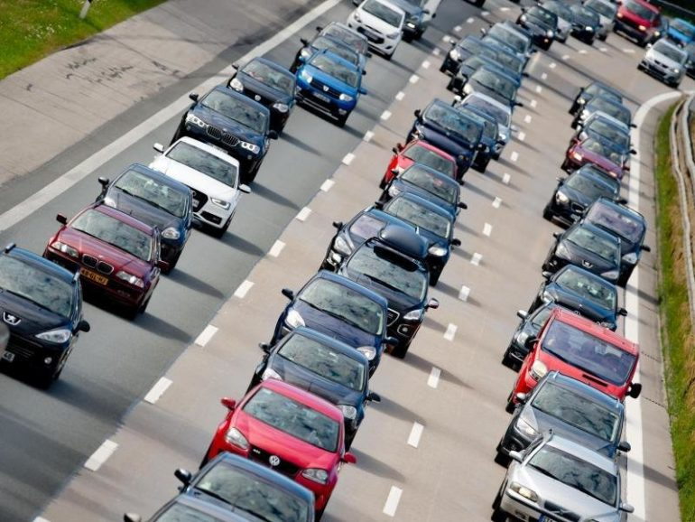 Transport: Emissions increased by ten million tons.  free Press