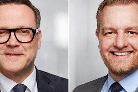 Oliver Fischer (li.) und Uwe Lippert