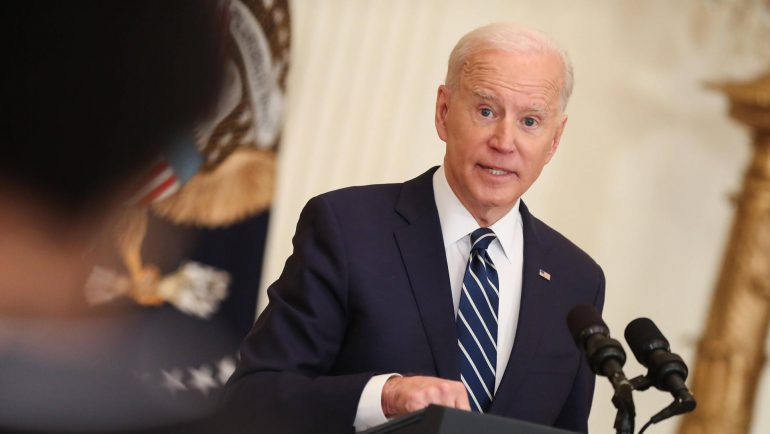 US President Joe Biden plans to run again in 2024
