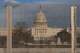 US intelligence services warns of another attack on the Capitol