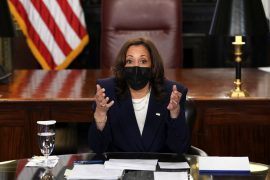 USA: Joe Biden tasked Deputy Kamala Harris to resolve immigration issues