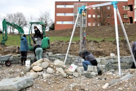 UZWIL - You promote biodiversity in urban areas and create a 6000 square meter garden