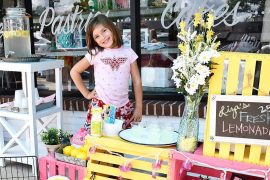 United States: Seven-year-old sells soda - for her to have brain surgery