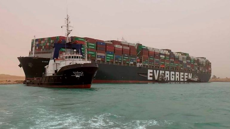What does the accident in the Suez Canal mean for Hamburg?  NDR.de - News