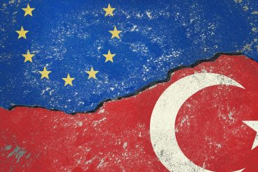 The European Union's advance delegation did not have access to the Erdogan meeting ber Narnberger Blatt's room
