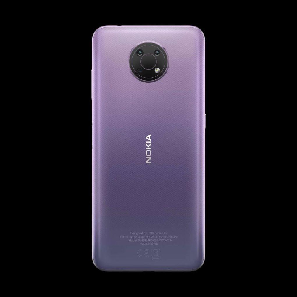 Nokia G10 Back Side