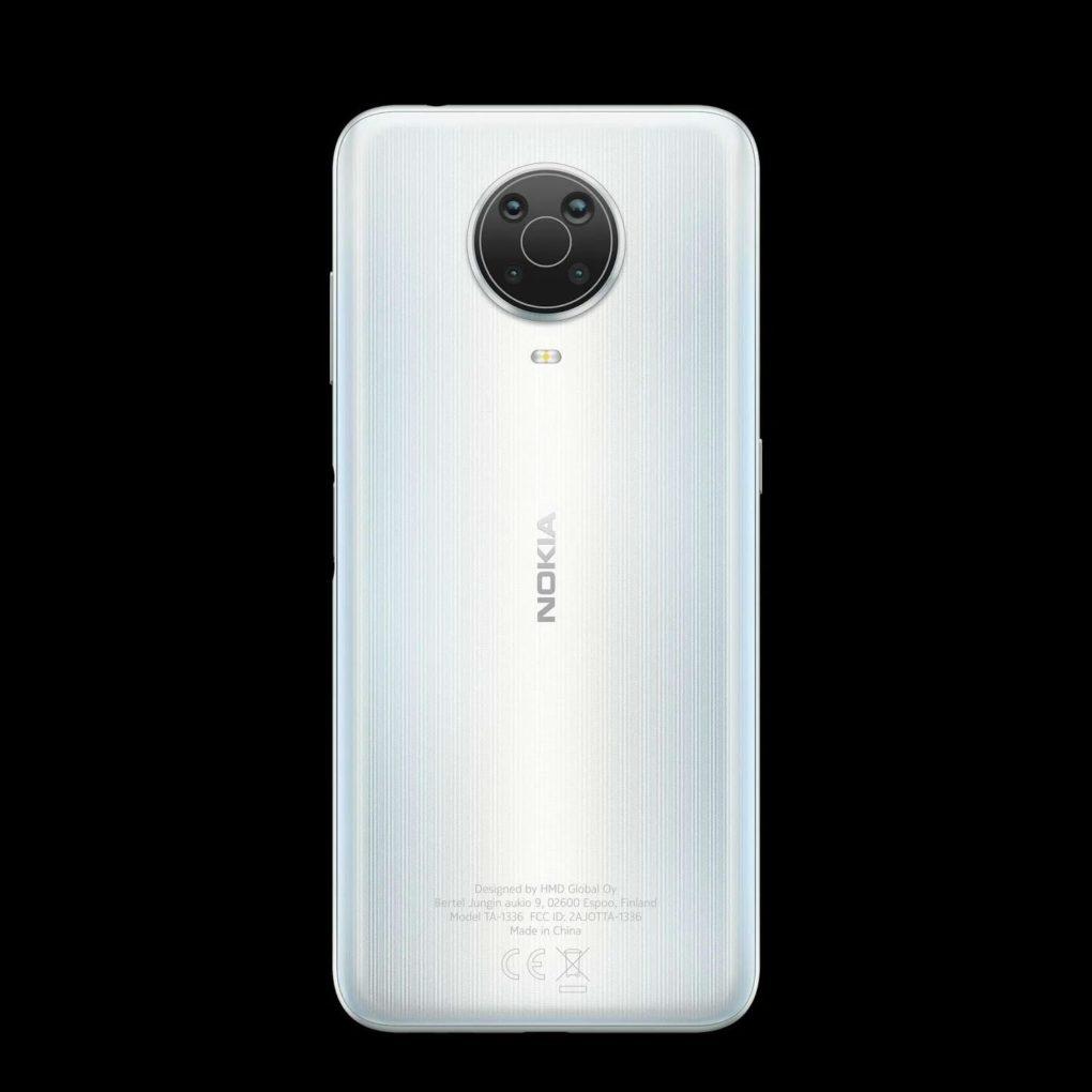 Nokia G20 Back Side