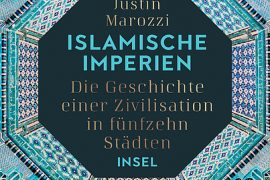 "Book review on ""Islamic Empire"" - the spectrum of science"