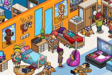 The Spring Fashion Contest in Hubbo begins today!
