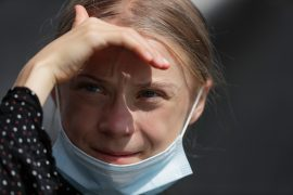 Greta Thunberg advances her fight against climate change Voice of America
