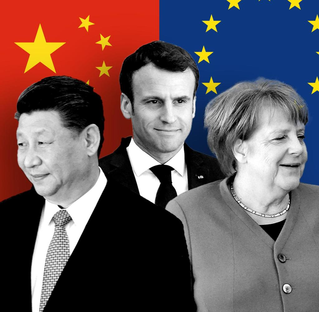 Germany and France, above all Europeans and above all major countries, must ask themselves what the future path towards China should look like.