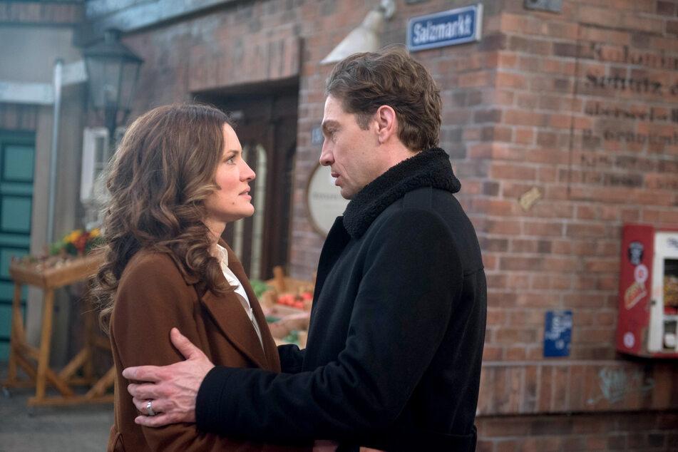 """Red rose"": Tatjana and Paul finally becoming a couple."