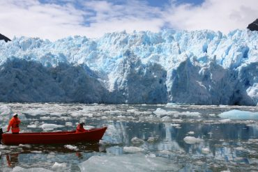 A study by EHT Zurich shows that glaciers are receding worldwide