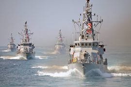 Accident in the Persian Gulf: US Navy puts warning shots on Iranian boats