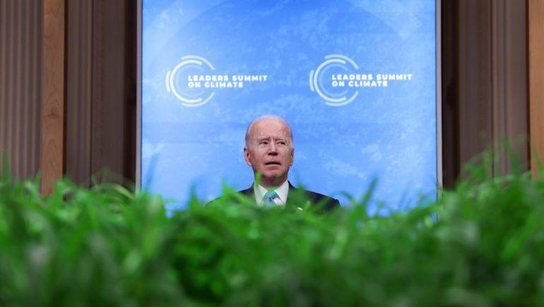 "American Climate Summit by Joe Biden: ""Return Is Successful"""