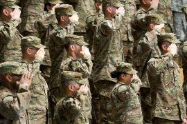 Biden revised Trump's military plans