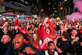Big Four - US Sports Column: What the Raptors' Success Means to Canada - Sports