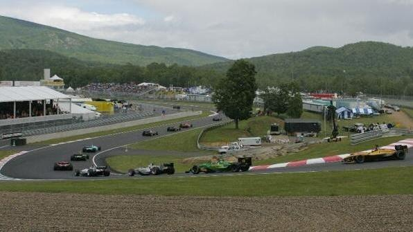 Billionaire Lawrence Stroke erects the Mont-Tremblant racetrack for sale