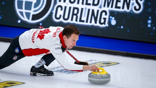 Canada bounce back after defeating Holland in the men's curling world