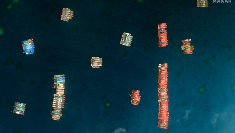 China and the Philippines: Confrontation in the South China Sea