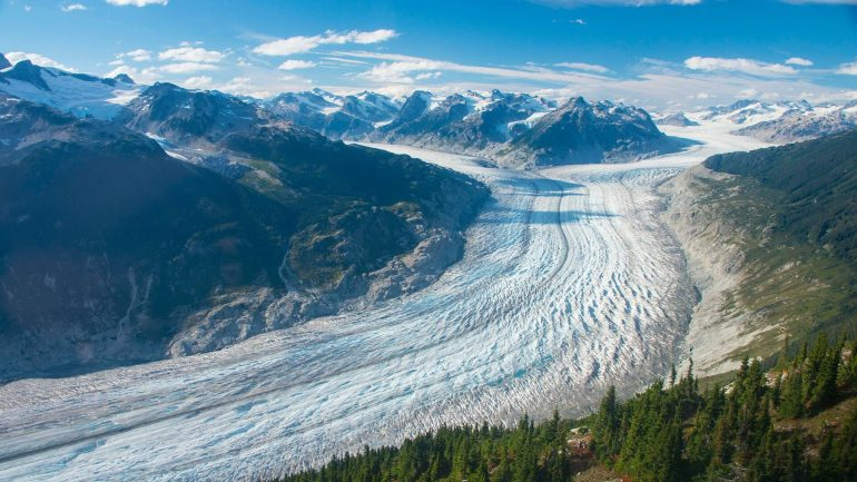 Climate change: the world is losing its glaciers