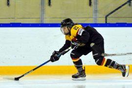 Nationalspielerin Katarina Jobst-Smith spielt für das Team der University of Minnesota-Duluth. (Foto: dpa/picture alliance/nordphoto)