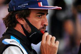 """David Birio: """"Fernando Alonso encourages everyone"""" / Formula 1"""
