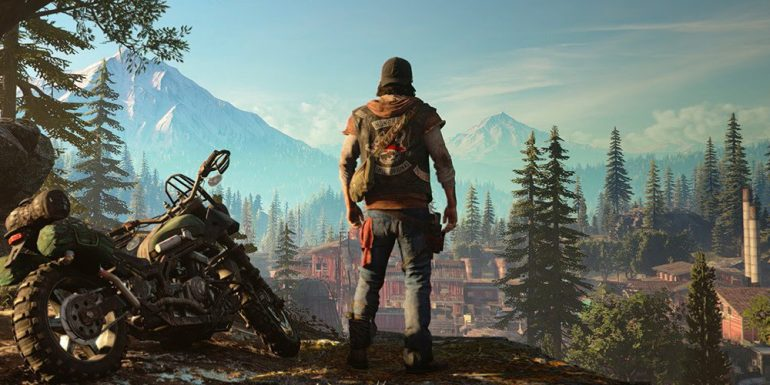Days gone - does Sony only count Metascore?