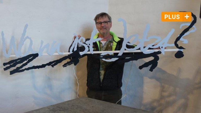 Elchingen / Neu-Ulm: Church provides space for art: verbs on Easter in Thalfingen and Neu-Ulm
