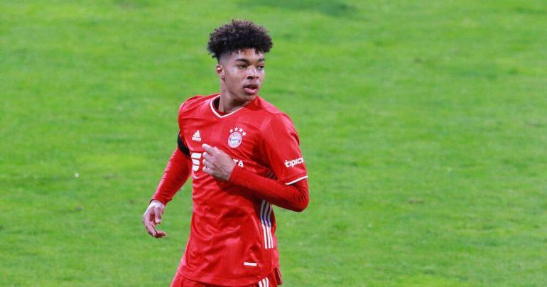 FC Bayern: American talent removes Justin Che