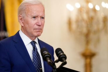 """Following sanctions against Russia: Biden does not want """"cycle of compounding"""""""