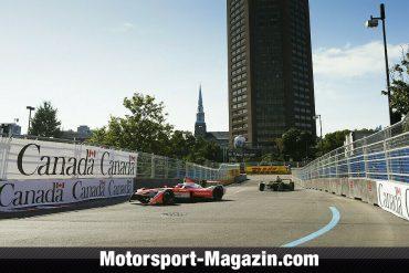 Formula E: Vancouver votes for Canada race