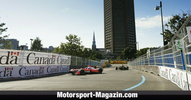 Formula E: Vancouver votes for Canada race