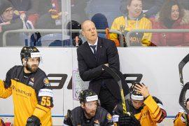 German ice hockey selection preparing for World Cup in Nuremberg