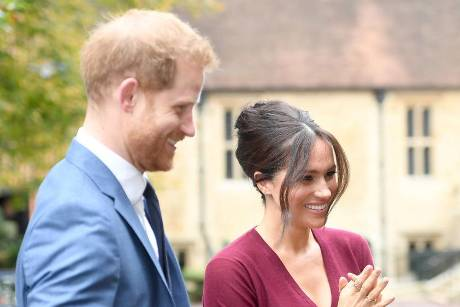 Harry and Meghan promote fair vaccine delivery