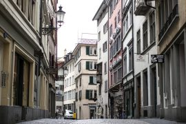 Historical reevaluation - signs of racism in public space: the city of Zurich serves