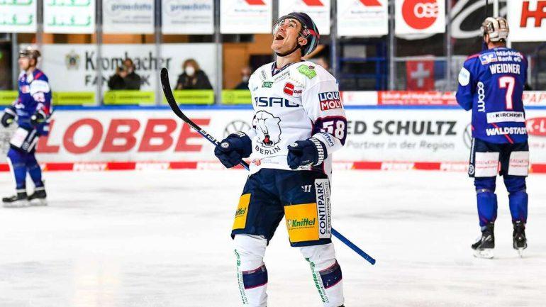 Isbjörn Berlin against Islönhan in Ice Hockey Season 2020/21: 5: 3 - Polar Bears are in semi-finals - Live Blog - Sports