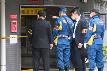 Japan: Workers accidentally trigger fire extinguishing equipment - and die from excess carbon dioxide