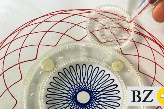 Leisure Time Science: Great Samples with Spirograph