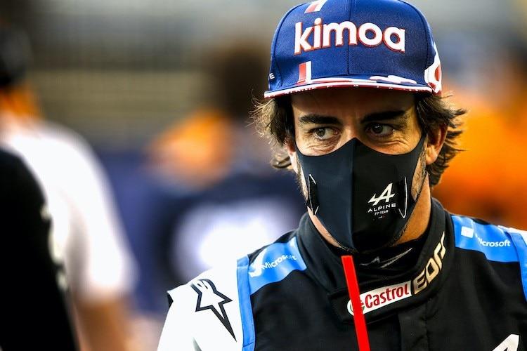 "Mark Weber on Fernando Alonso: ""Mixed Emotions"" / Formula 1"