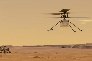 NASA wants to try helicopter flight again on Mars