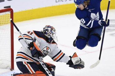 NHL: Edmonton Oils and Colorado Avalanche win