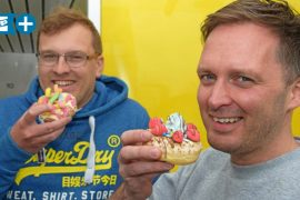"""New Business: Now Meshkade Has """"Crazy Donuts"""""""