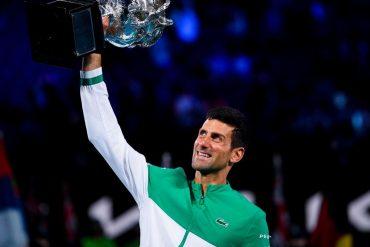 Novak Djokovic: Career and successes - all information about Serbian tennis star